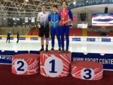 Никита Варавкин – бронзовый призер всероссийских соревнований по конькобежному спорту