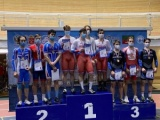 Андрей Шевцов – призер первенства России по велосипедному спорту