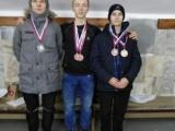 Сергей Гвоздий – призер первенства СФО по конькобежному спорту