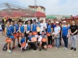 Команда Сибирского ГУОР – победитель легкоатлетической эстафеты на призы Правительства Омской области