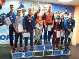 Шорт-трекисты Сибирского ГУОР стали призерами Кубка России