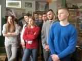 Студенты посетили музей ветеранов Афганистана и локальных конфликтов