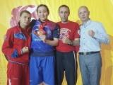 Салтанат Меденова – победитель первенства России