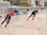 Конькобежцы Сибирского ГУОР стартовали в спортивном сезоне 2020-2021 годов