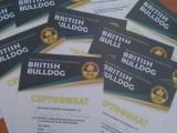 Итоги Международного игрового конкурса по английскому языку «BritishBulldog».