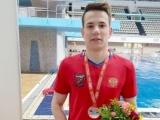 Мартин Малютин – победитель международных соревнований по плаванию