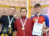 Никита Варавкин – бронзовый призер Спартакиады учащихся России