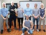В Сибирском ГУОР состоялось праздничное мероприятие «Курс молодого бойца»