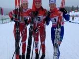 Итоги 1 этапа Кубка России по лыжным гонкам
