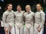 Анастасия Шорохова – призер этапа Кубка мира по фехтованию
