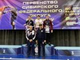 Илья Богатырев – победитель первенства СФО по боксу