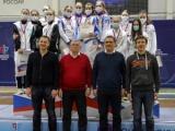 Анастасия Шорохова – серебряный призер чемпионата России по фехтованию