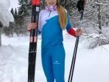 Алена Баранова – бронзовый призер чемпионата России по лыжным гонкам