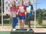 Екатерина Чиканова – серебряный призер первенства России
