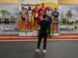 Итоги первенства России по велосипедному спорту (трек)