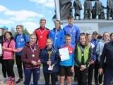 Команда Сибирского ГУОР – победитель эстафеты «Гордись своим именем, Улица»